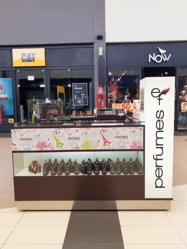 EF Perfumes - Real Plaza Chiclayo